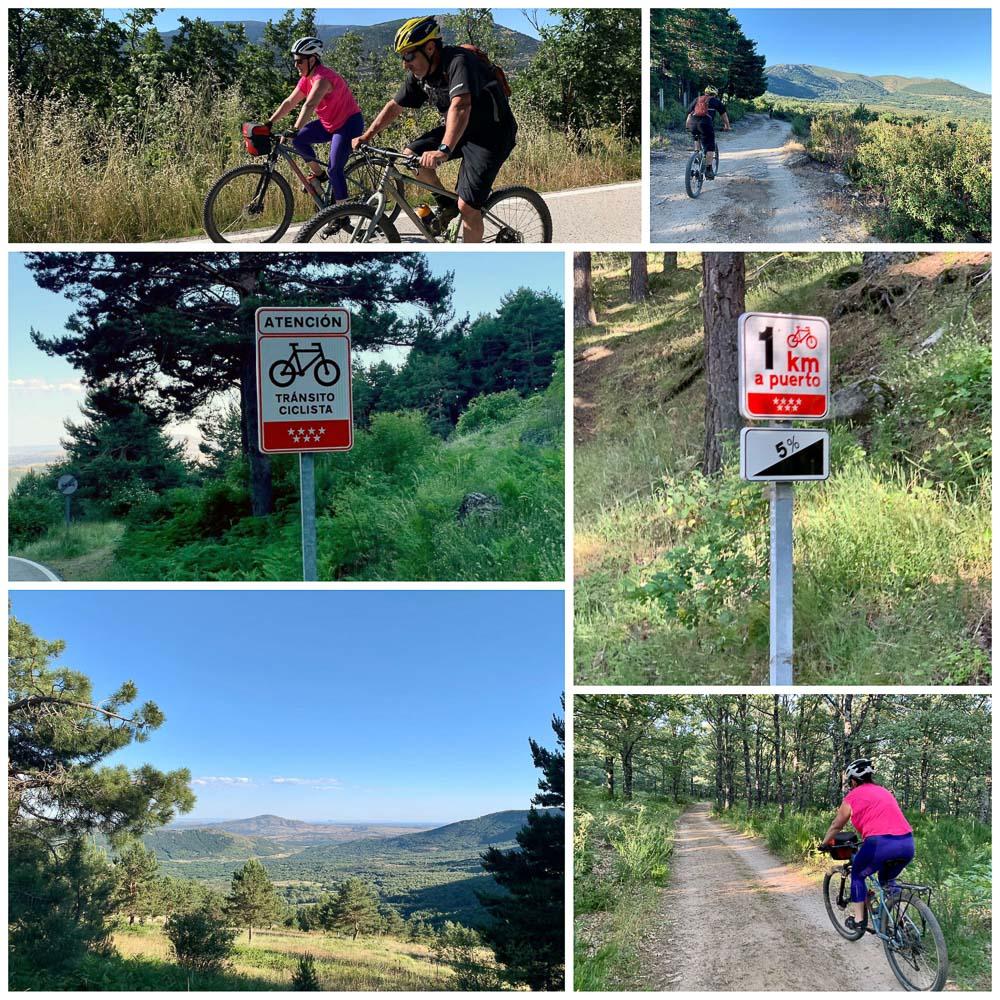 No sólo de pastoreo vivimos como sabéis también necesitamos «bicicleteo»